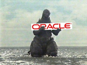 oracle marketing team spotted off coast of Indonesia